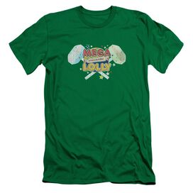 SMARTIES MEGA LOLLY - S/S ADULT 30/1 - KELLY GREEN T-Shirt