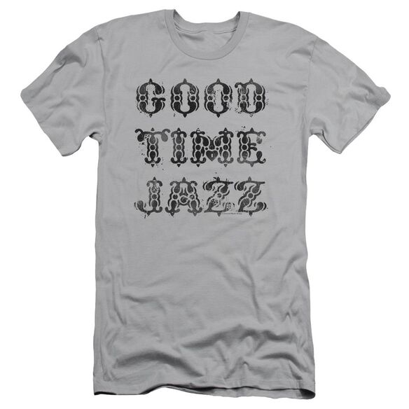 Good Time Jazz Gtj Vintage Short Sleeve Adult T-Shirt