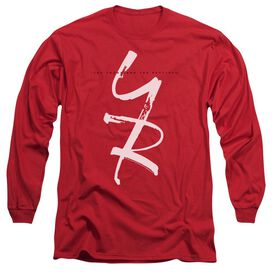 Young And The Restless Yr Long Sleeve Adult T-Shirt