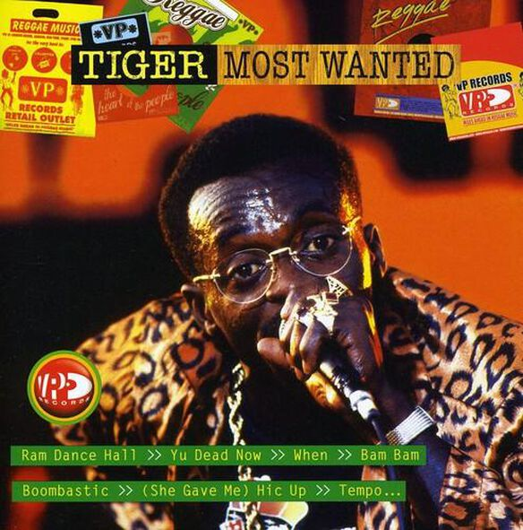 The Tiger - Most Wanted