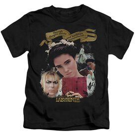 Labyrinth Dangers Untold Short Sleeve Juvenile T-Shirt