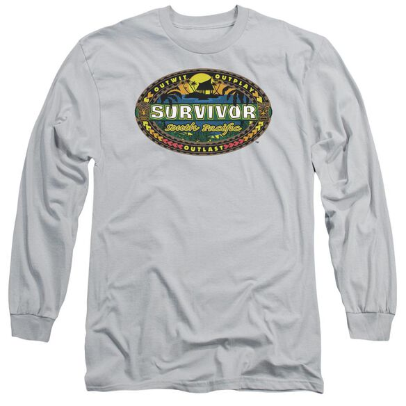 Survivor South Pacific Long Sleeve Adult T-Shirt