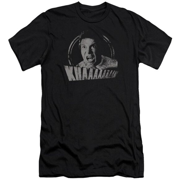 Star Trek Khan Distressed Short Sleeve Adult T-Shirt