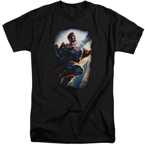 Superman Ck Superstar Short Sleeve Adult Tall T-Shirt