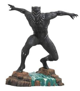 Diamond Select Toys: Marvel Gallery Black Panther Movie PVC Statue