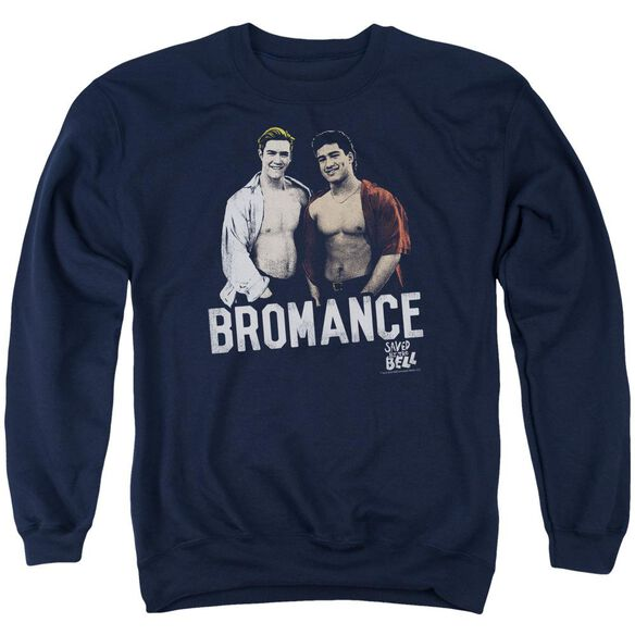 Saved By The Bell Bromance Adult Crewneck Sweatshirt