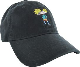 Hey Arnold Arnold Shortman Pose Hat