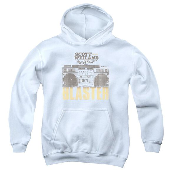 Scott Weiland Blaster Youth Pull Over Hoodie