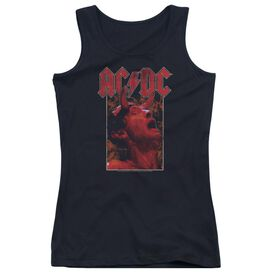 Acdc Horns Juniors Tank Top