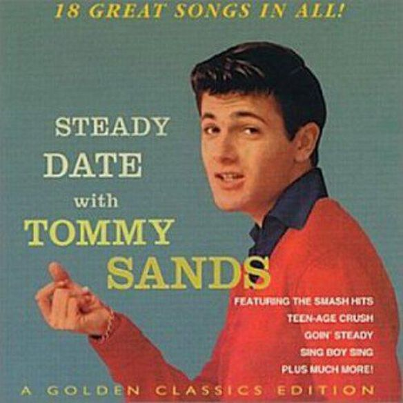 Tommy Sands - Steady Date with Tommy Sands