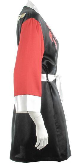 Harley Quinn Bombshell Satin Junior Robe