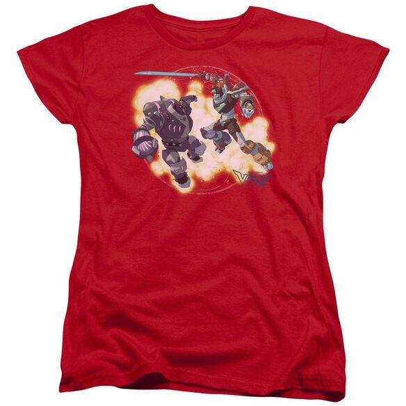 Voltron Robeast Short Sleeve Womens Tee T-Shirt