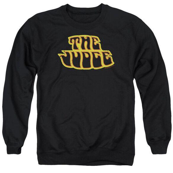 Pontiac Judge Logo Adult Crewneck Sweatshirt