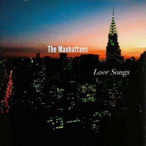 The Manhattans - Love Songs