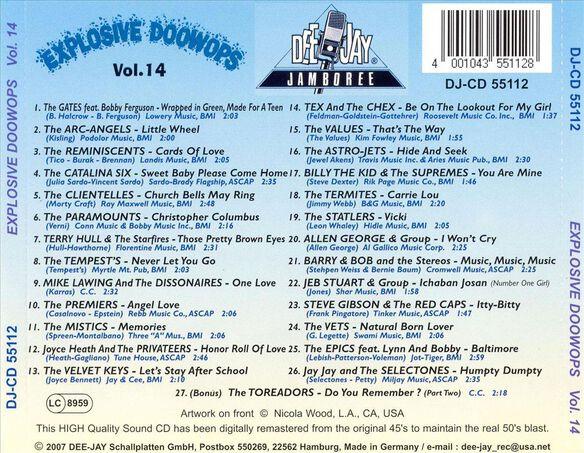 Explosive Doo Wops 14 / Various