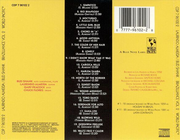 Brazilliance Vol.2 0591