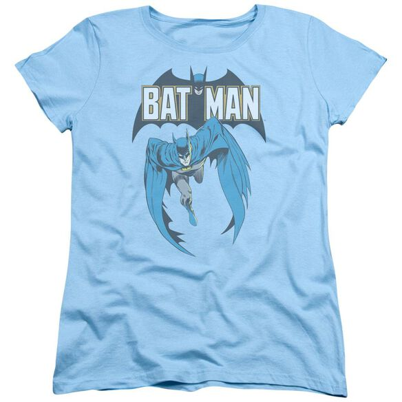 Batman Batman #241 Cover Short Sleeve Womens Tee Light T-Shirt