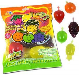Fruity's Snack Ju-C Jelly Fruit Candy Bag - Tik Tok