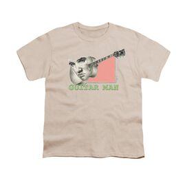 Elvis Guitar Man Short Sleeve Youth T-Shirt