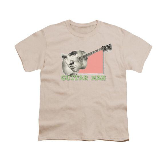 Elvis Guitar Man Short Sleeve Youth T-Shirt