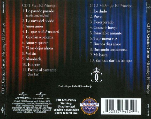 Viva El Princip V1&V2 2 Cd