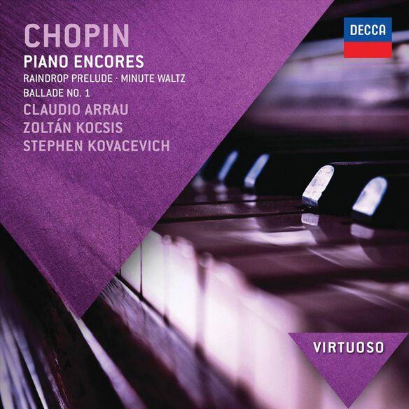 Chopin Piano Encores0712