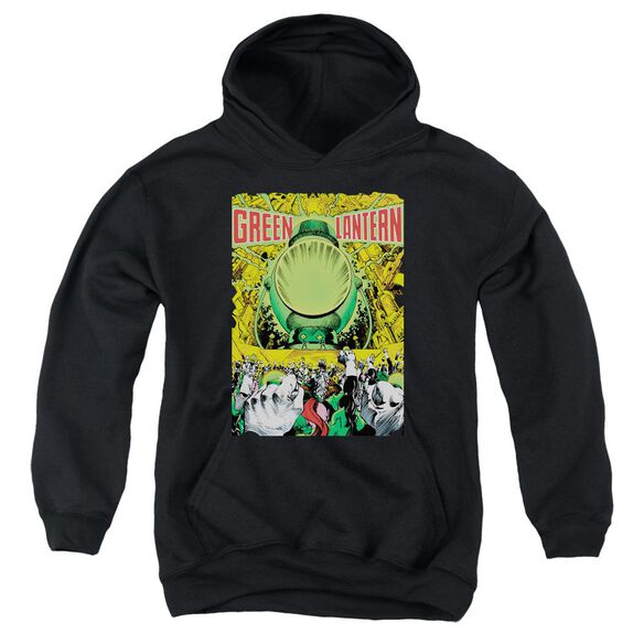 Green Lantern Gl #200 Cover Youth Pull Over Hoodie