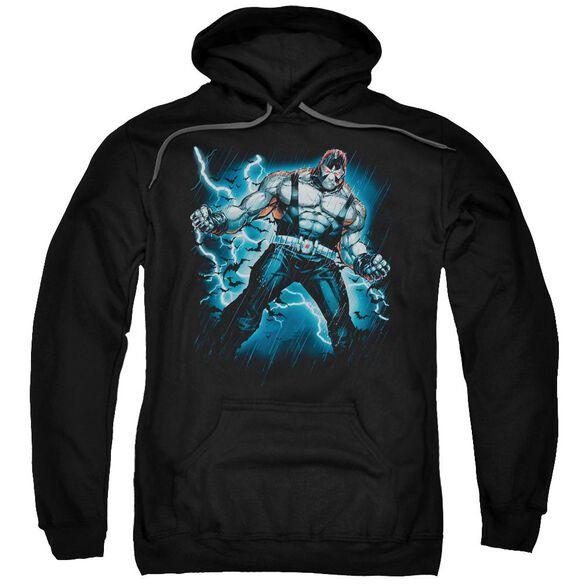 Batman Stormy Bane Adult Pull Over Hoodie
