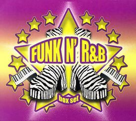 Various Artists - Funk N' R&B Box Set