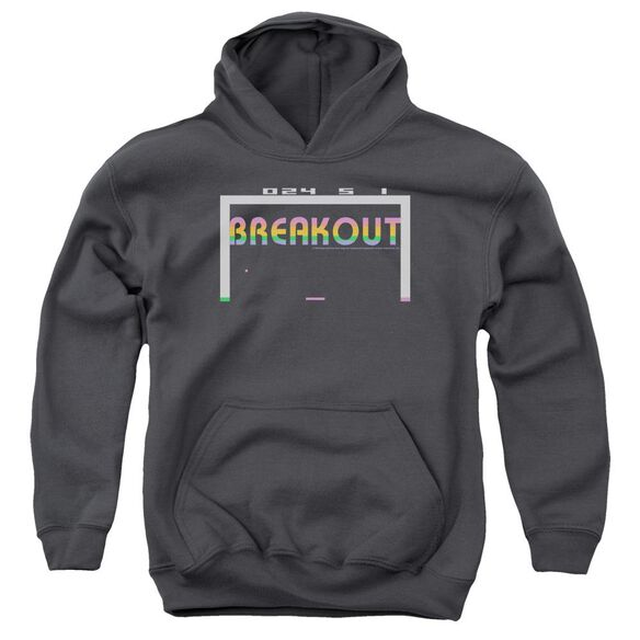 Atari Breakout 2600 Youth Pull Over Hoodie