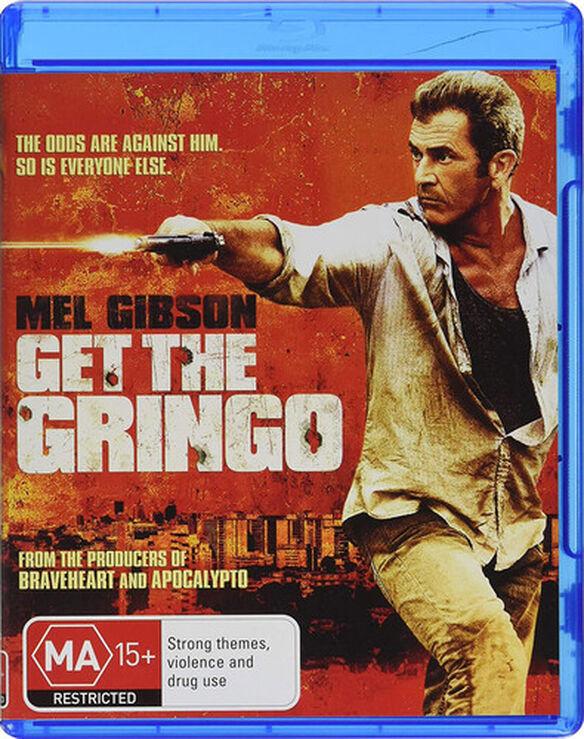 Get The Gringo [All-Region/1080p]