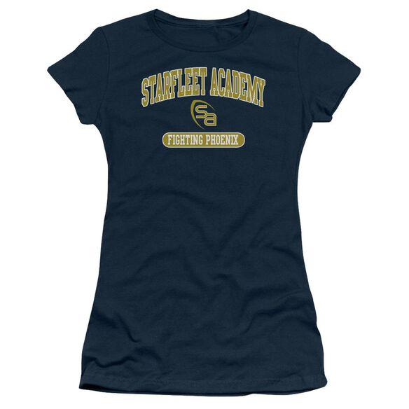 Star Trek Fight Short Sleeve Junior Sheer T-Shirt