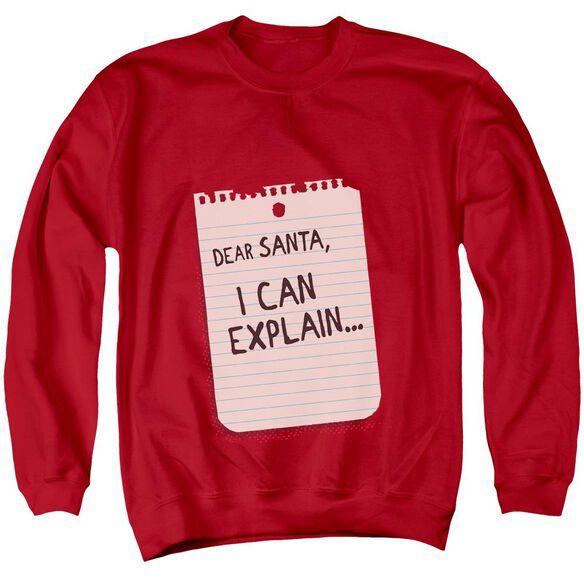 Note Adult Crewneck Sweatshirt