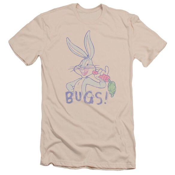 Looney Tunes Bugs Short Sleeve Adult T-Shirt