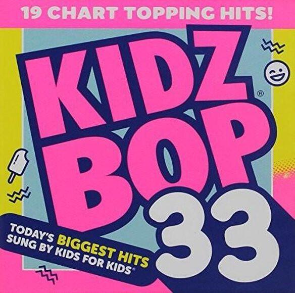 Kidz Bop 33 (Can)