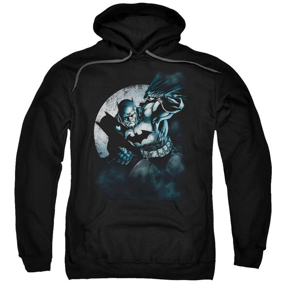 Batman Batman Spotlight Adult Pull Over Hoodie