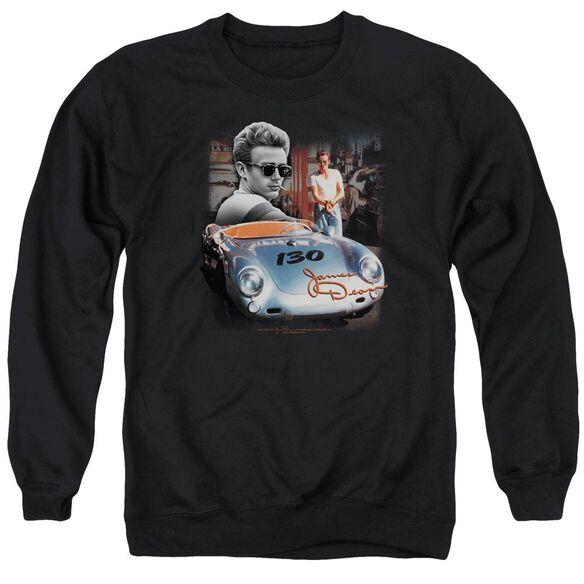Dean Sunday Drive Adult Crewneck Sweatshirt