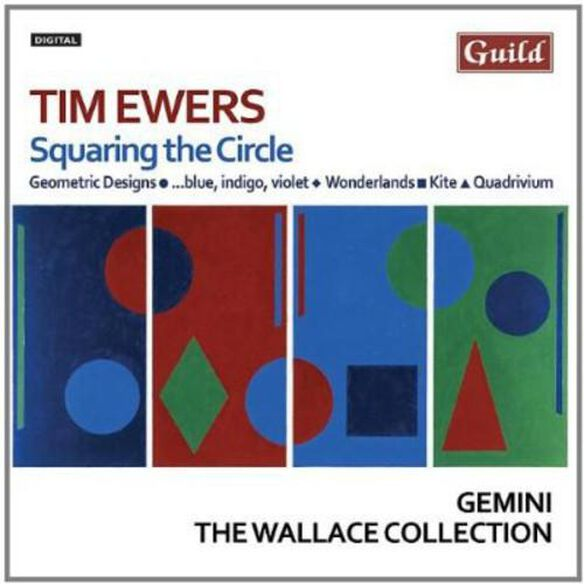Squaring The Circle By Time Ewers