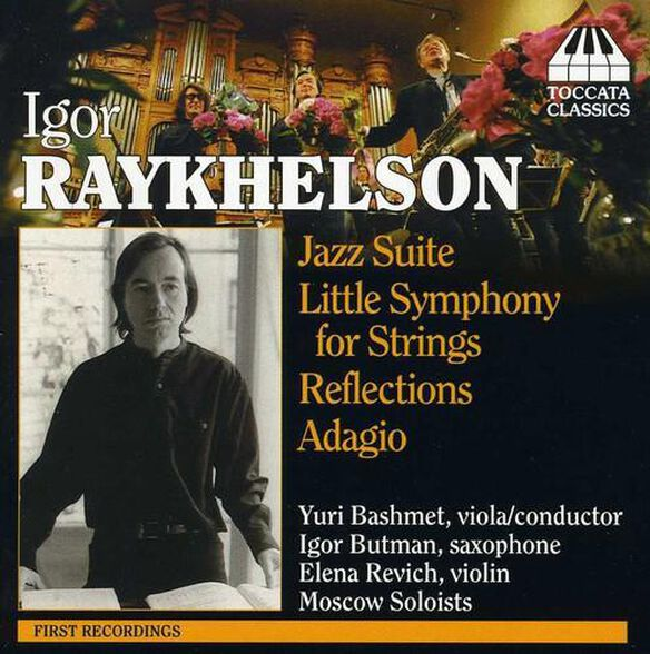 Igor Raykhelson - Jazz Suite & Other Works