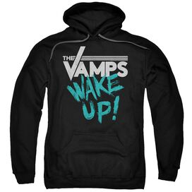 The Vamps Wake Up Adult Pull Over Hoodie