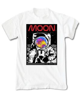 Riot Society Moon First Man
