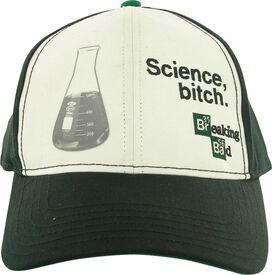 Breaking Bad Science Bitch Hat