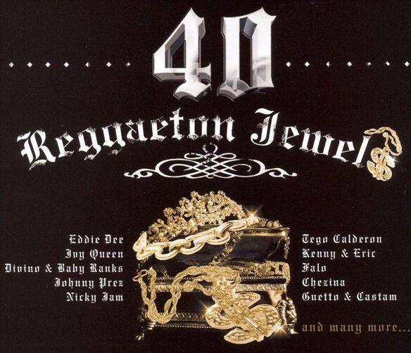 40 Regg Jewels 2 Cd/1 Dvd