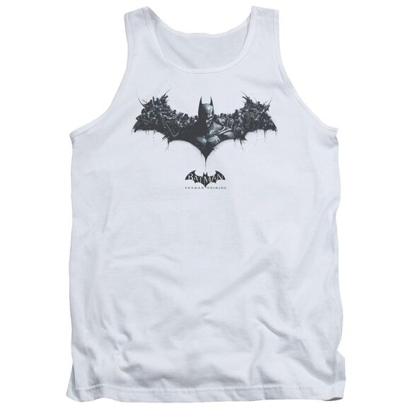 Batman Arkham Origins Bat Of Enemies Adult Tank