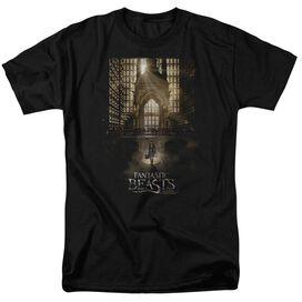 Fantastic Beasts Poster Short Sleeve Adult T-Shirt