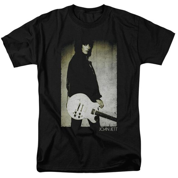 Joan Jett Turn Short Sleeve Adult T-Shirt