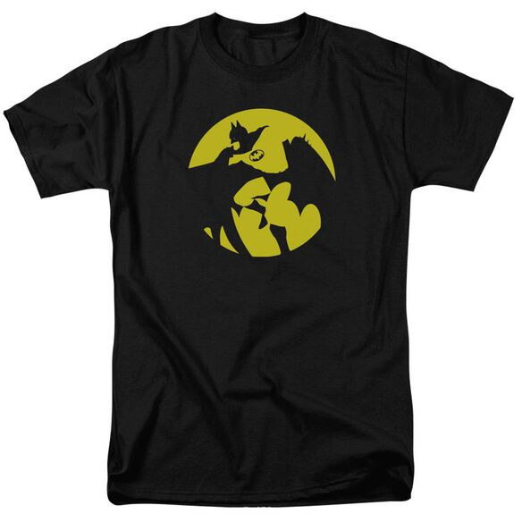 Dco Batman Spotlight Short Sleeve Adult T-Shirt