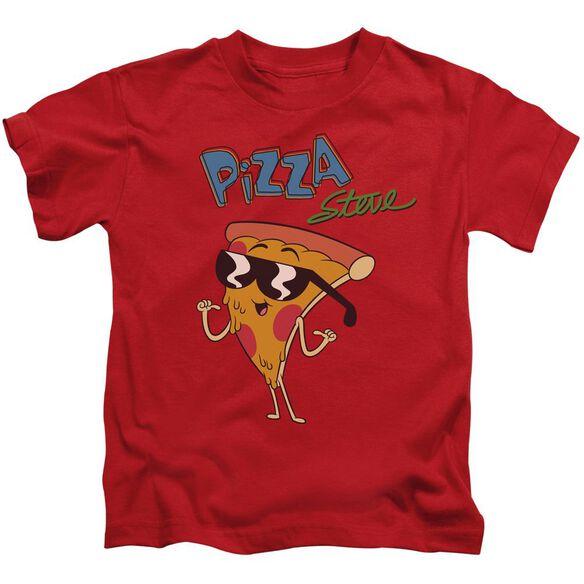 Uncle Grandpa Pizza Steve Short Sleeve Juvenile T-Shirt