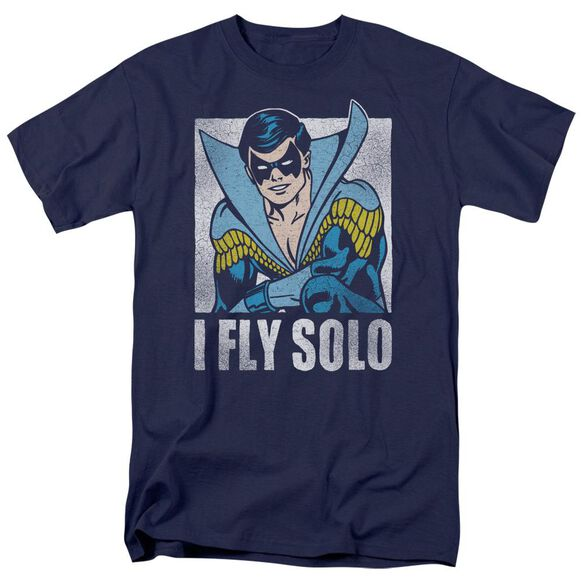 Dc Fly Solo Short Sleeve Adult T-Shirt