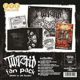 Twiztid - Generation Nightmare Fan Pack